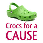 Crocs for a Cause