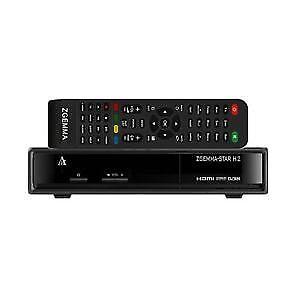 Zgemma Star H2 DVB-S2/DVB-T2/DVB-C Satellite & Terrestrial Combo