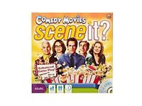 Games / Scene It - Comedy movies board game / Best of TV & Movies board game (£10ea / 2 for £15
