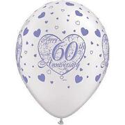 Diamond Wedding Balloons