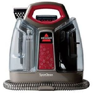 Carpet Cleaner Machine: SpotClean with Deep Reach 5207Y