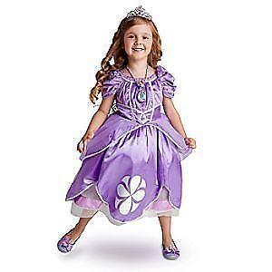 Disney Store Princess Sofia, Size 5-6 Excellent Condition