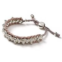 Links of London Friendship Skull Bracelet
