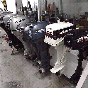 Wanted: Want outboard or inboard Motors