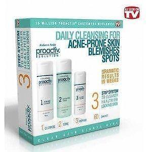 Proactiv Acne Amp Blemish Treatments Ebay