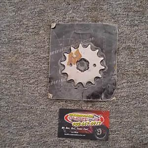 1983 - 1987 Honda XL600R  Front Sprocket (14T)