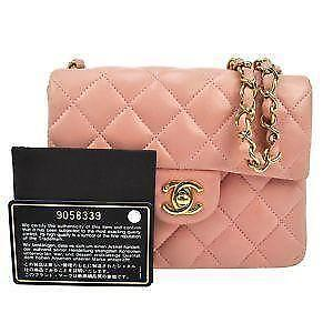 ea1827cd02f2 Vintage Small Chanel Bag