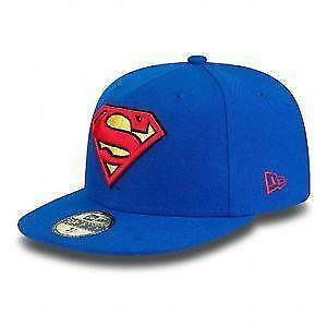Superman Fitted Hat 89384f9aed3