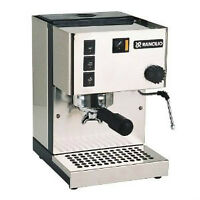 Rancilio Silvia Semi-Auto Espresso Machine (Refurbished)