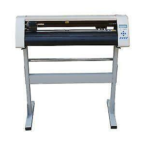 24 vinyl cutting plotter with stand