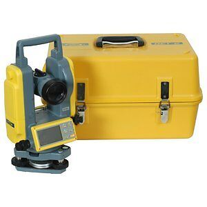 Spectra Precision DET-2 Construction Theodolite BRAND NEW with w