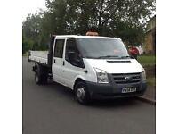Ford Transit 115 T350L Double Cab One Stop Tipper £5995 plus VAT
