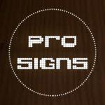 Pro Signs