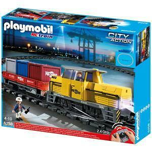Playmobil train ebay - Train playmobil ...