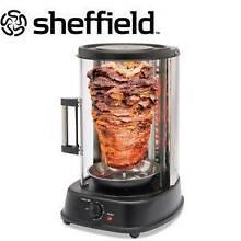 Sheffield Vertical Rotisserie Grill Minchinbury Blacktown Area Preview