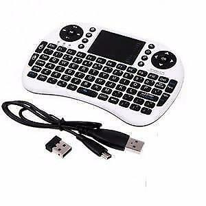 KEYBOARD & MOUSE / KB-WLS-GEN-MWK08-WHITE