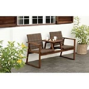 Garden Furniture Jysk bench | buy or sell patio & garden furniture in mississauga / peel