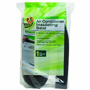 Window Air Conditioner Insulating Strip Seal