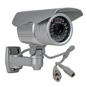 Night Vision Surveillance Security OutDoor Camera Sharp CCD