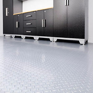 Garage Floor NewAge Products - PVC VersaRoll Flooring  BRAND NEW