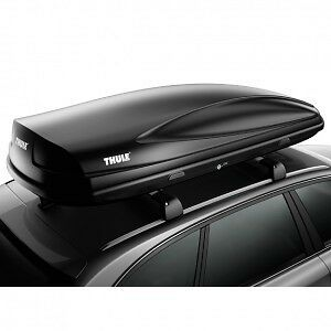 THULE FORCE 624 ROOFTOP CARGO CARRIER
