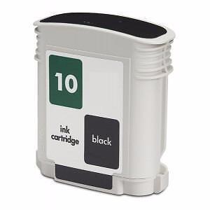 Hp 10 (C4844A) Ink Cartridge Black Remanufactured