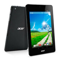"""BRAND NEW ACER ICONIA 7"""" TOUCHSCREEN TABLET - BLACK"""