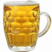 Dimple Beer Mug