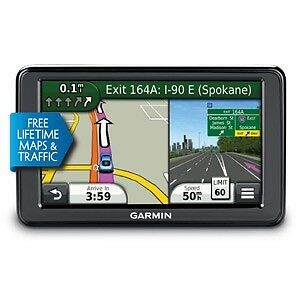 Garmin nüvi 2595LM (Lifetime Maps) GPS!!!
