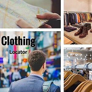CLOTHING LOCATOR