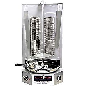 Doniar King! 6 types of Donair Machine in stock, All parts