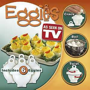 Eggies as seen on TV new
