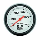 Auto Meter Car and Truck Oil Pressure Gauges