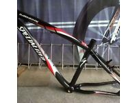 Specialized Hardrock sport 19inch mountain bike frame