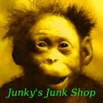 Junky s Junk Shop and Button Haul