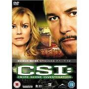 CSI Vegas Box Set