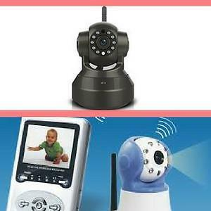 Boxing Week Sales Extended! IP Baby Monitor Camera,$89.99, Digital Wireless Video Baby Monitor Camera, $99.99