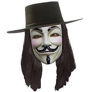 Deluxe V for Ven...V For Vendetta Mask