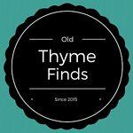 OldThymeFinds