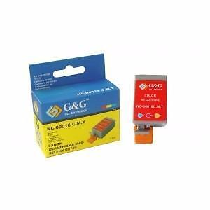 Canon BCI16 Ink Cartridge Tricolor New Compatible