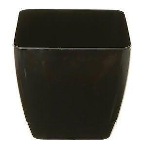 Square Plastic Plant Pots | eBay
