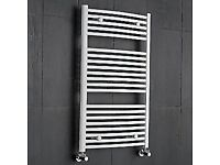 White Towel Rails 50% off, Clearance Sale - Half Price Sale **