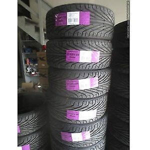 "ULTRA HIGH PERFORMANCE SUMMER TIRES 18""-24"" **3 YEARS WARRANTY**"