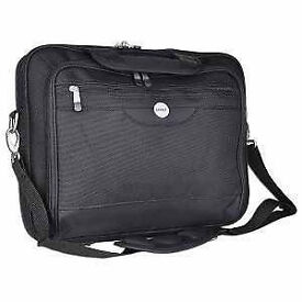 Quality Dell laptop bag with multiple pockets, costs £49.95, quick sale at only £15