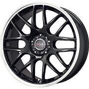 Drag 16 Wheels 4x100
