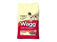 Wagg Complete Beef 12kg + 3kg free