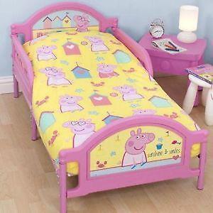 Peppa Pig Cot Bed Duvet Sets