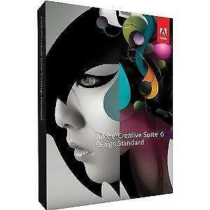 Adobe Creative Suite CS6 Design Standard MAC