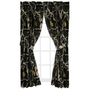 Camo Curtains Ebay