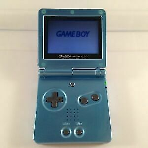 Looking to buy GAMEBOY ADVANCE SP with games and charger.